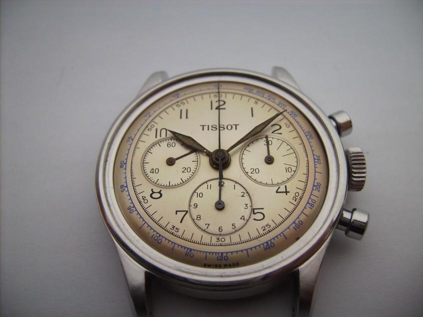 (Italiano)  Cronografo Tissot
