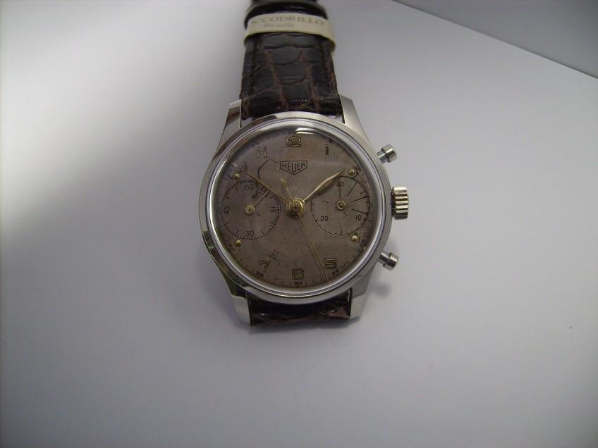 (Italiano) Cronografo Heuer