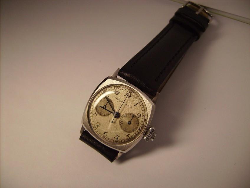 (Italiano) Cronografo European Watch - Movimento Geneva Sport 10 1/2