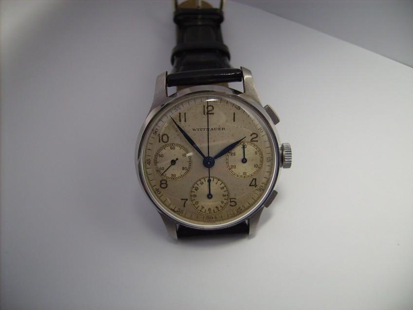(Italiano) Cronografo Wittnauer